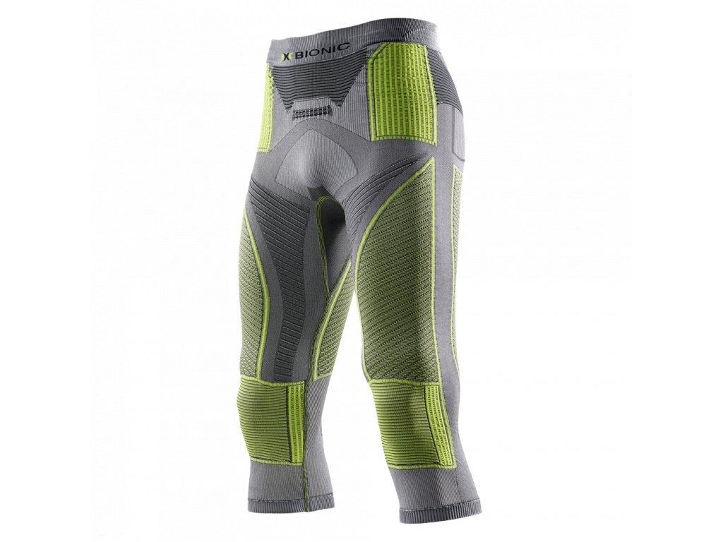 X-Bionic Radiactor Evo pánské kalhoty 3/4 nohavice 020317 16/17 (Velikost XXL)