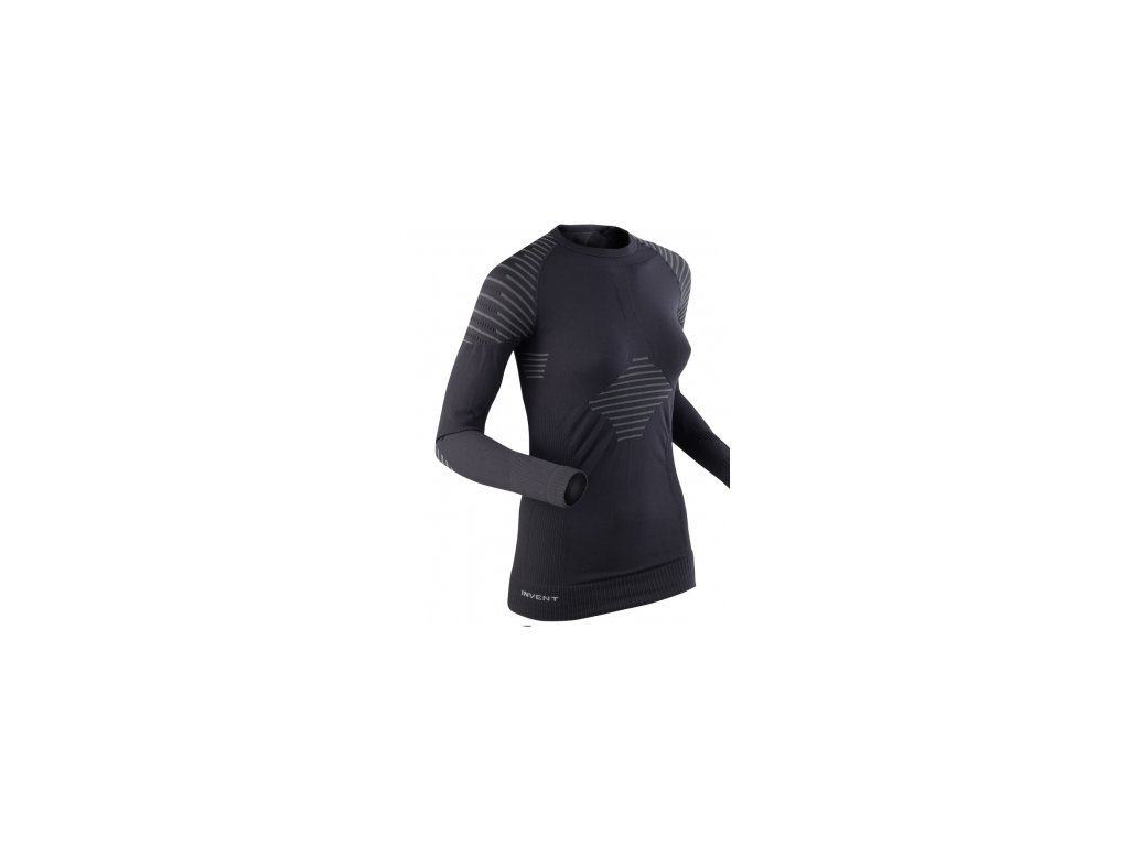 X-Bionic Invent Shirt Long Sleeves Round Neck - Dámské dlouhý rukáv 020272 B014 16/17 (Velikost XL)
