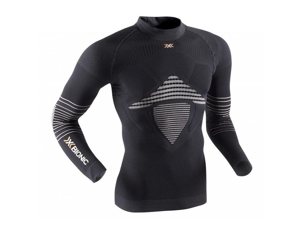 X-Bionic Energizer MK2 pánské tričko rolák dlouhý rukáv 020279 16/17 (Velikost XXL)