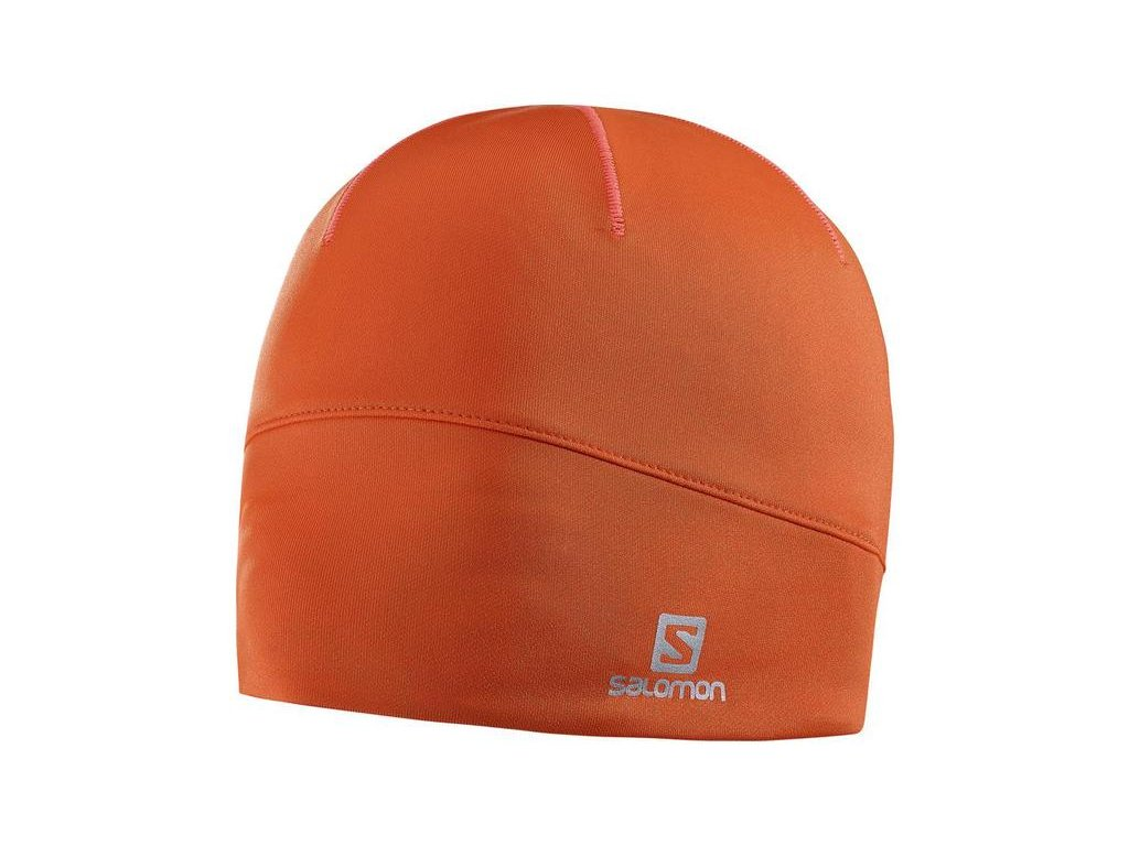 4313 1 salomon active beanie vivid orange 390227 16 17