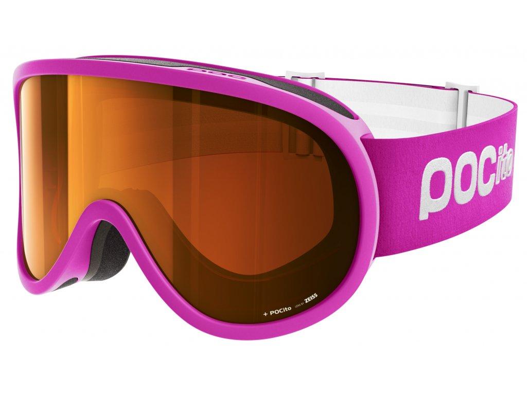 pocito retina fluorescent pink 16 17