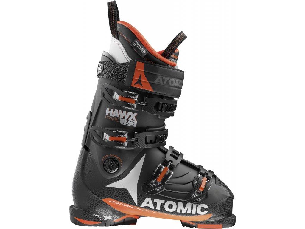 Atomic Hawx Prime 130 Black/Orange 16/17 (Velikost 46)