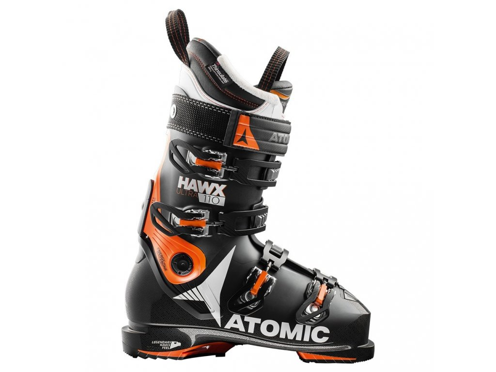 Atomic Hawx Ultra 110 Black/Orange 16/17 (Velikost 47)