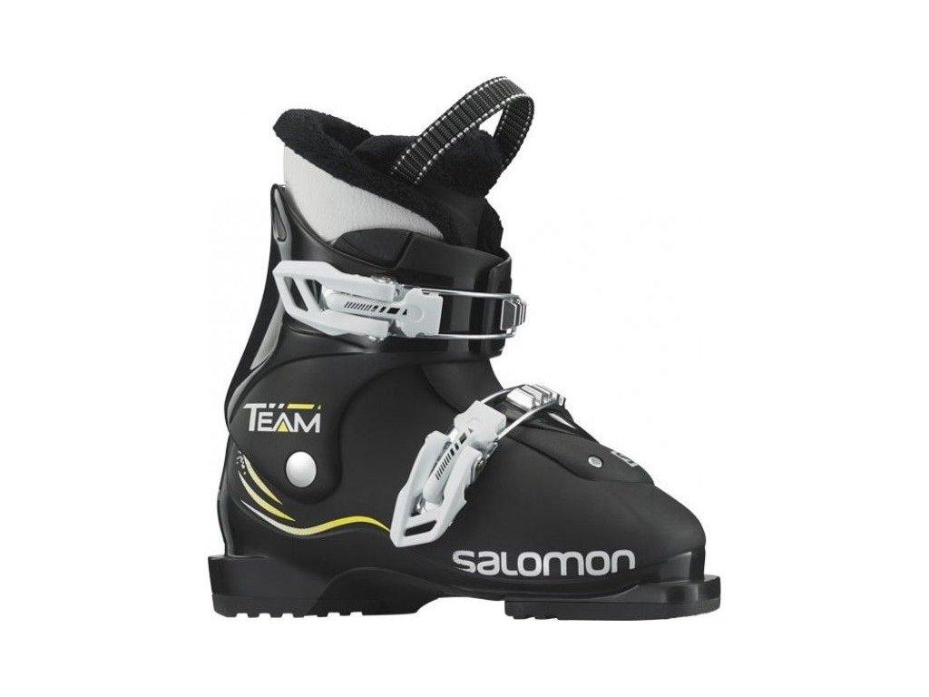Salomon TEAM T2 BLACK / BLACK 15/16 (Velikost 32)