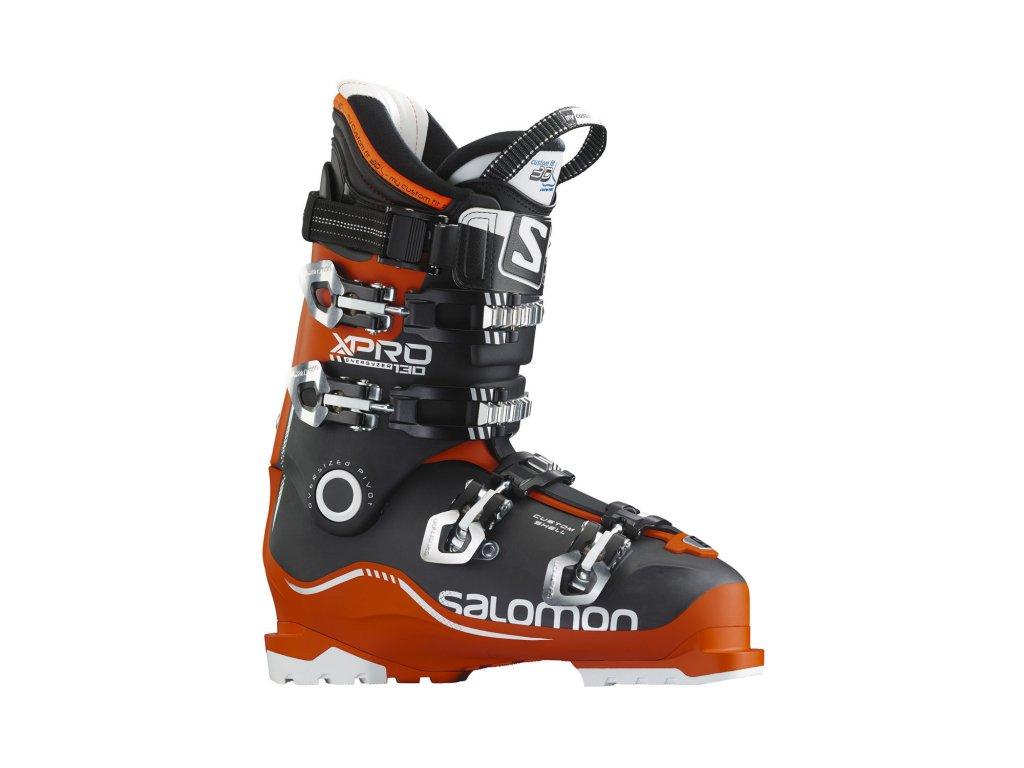 Salomon X Pro 130 orange/black/white 15/16 (Velikost 44 1/2)
