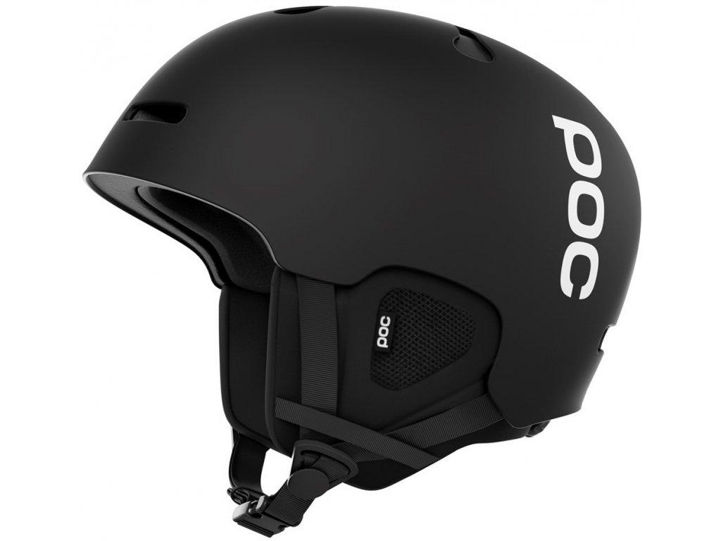 helma poc auric cut matt black original
