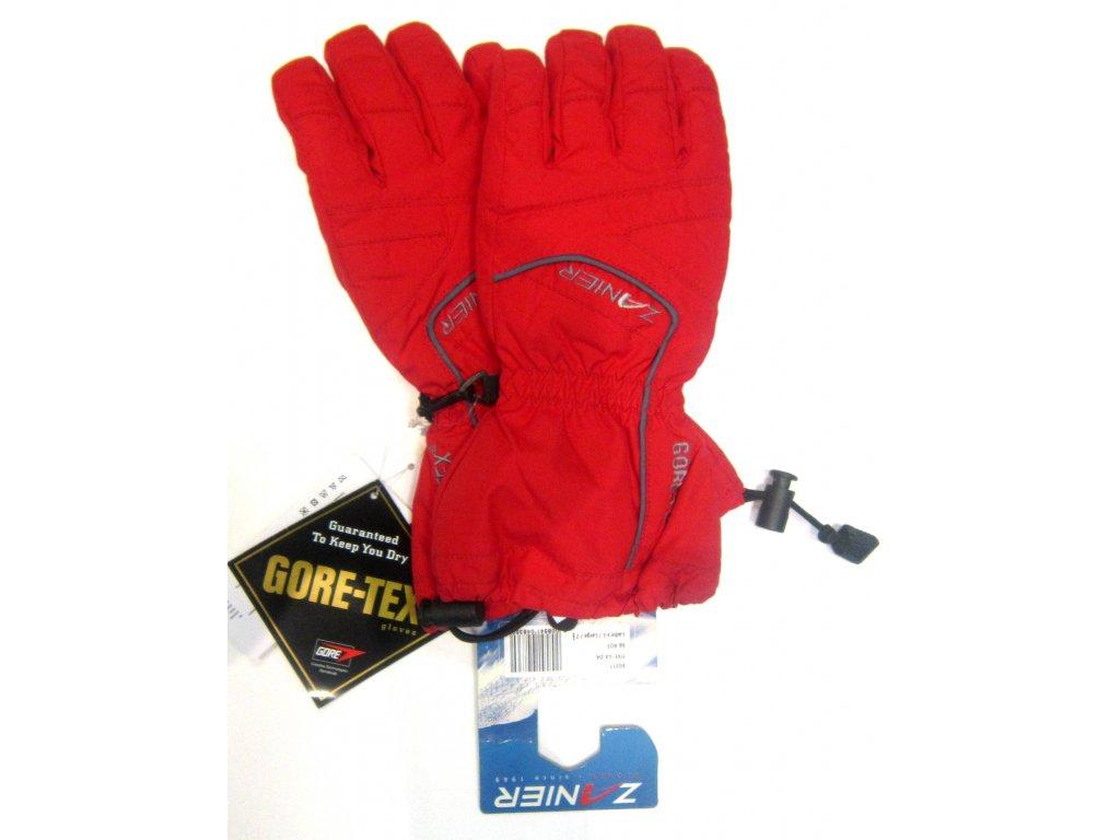 Zanier Five-GX Rot (Velikost 7,5)