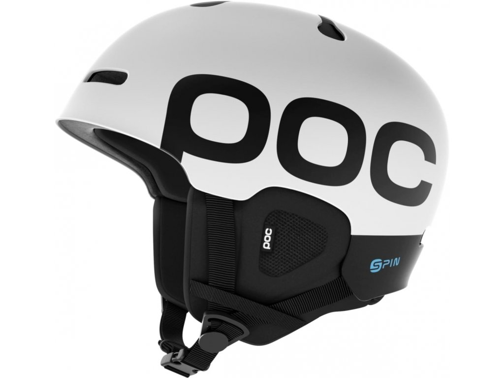 Poc Auric Cut Backcountry Spin - Hydrogen White 17/18 (Velikost 55-58 cm)