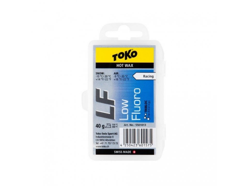 toko lf hot wax blue 40g