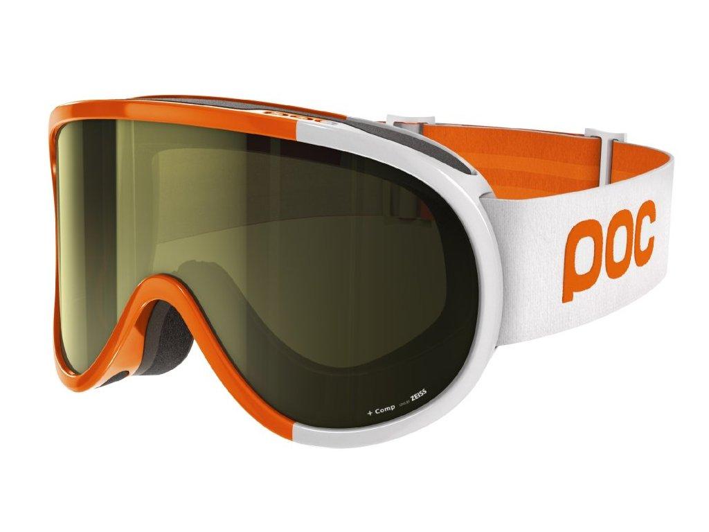 poc retina comp zink orange