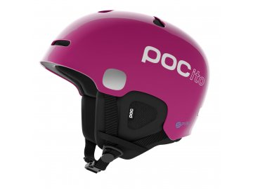 poc helma pocito auric cut spin fluorescent pink xs s 51 54
