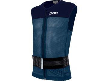 Chránič páteře POC Spine VPD air vest Junior - cubane blue (velikost JL)
