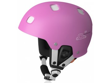 Poc receptor bug adjustable bright pink/white (Velikost 55-58 cm)