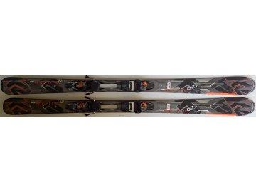 K2 AMP Rictor 82 XTi + MXC 12 - Testovací