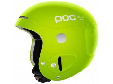 poc pocito skull adjustable fluorescent yellow green 10210 18 19 w1600 h1600