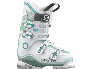 Salomon X PRO 90 W Light Green Translucent/White 15/16 (Velikost 41)