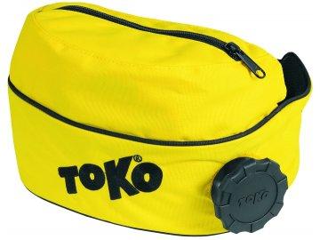 TOKO DRINK BELT, běžecká ledvinka s termoskou , Toko, žlutá, obsah 800ml