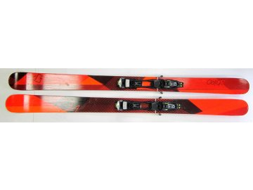 Volkl Shiro 193 cm + Marker Tour F12 EPF - POUŽITÉ