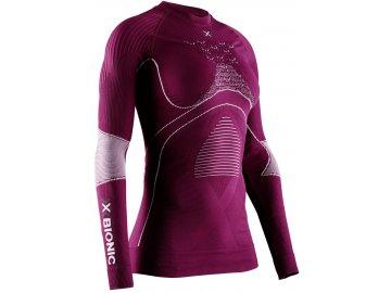 koszulka xbionic energy accumulator 4 0 wmn plum 2020 ea wt06W19W v006 1