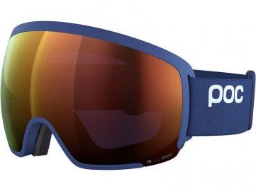poc w20 40700 lead blue lens spektris orange