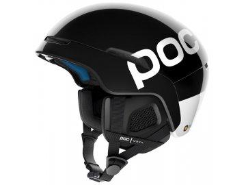 poc obex backcountry spin helmet uranium black