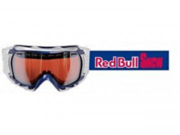 RedBull AX-40 Carbonic blue-silver