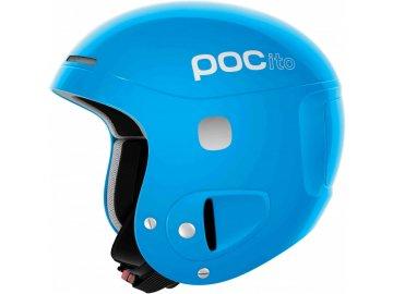POC POCito Skull Helmet Adjustable Fluorescent blue