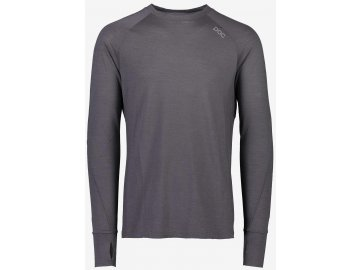 Poc MEN'S LIGHT MERINO JERSEY - sylvanite grey 19/20