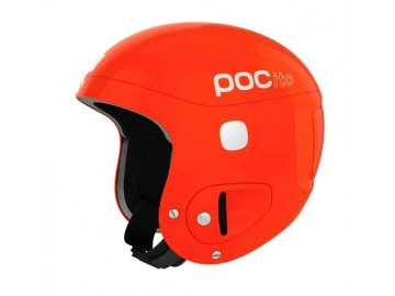 Poc Pocito Helmet Adjustable Fluorescent Orange 102109050 16/17 (Velikost 51-54 cm)