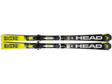 HEAD SUPERSHAPE I.SPEED + HEAD PRX 12 - Testovací