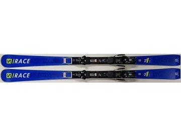 Salomon S/RACE Rush SL + X12 TL - Testovací