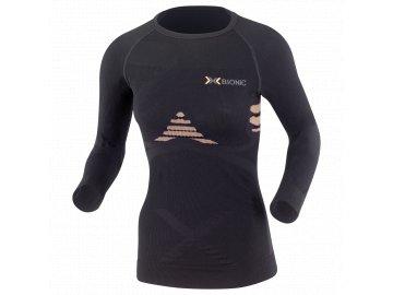 X-bionic Energizer V2.0 Light dámské tričko dlouhý rukáv 20103 (Velikost L/XL)