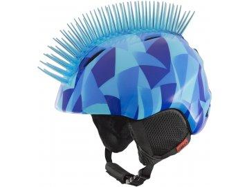 Giro Launch Plus Blue Icehawk