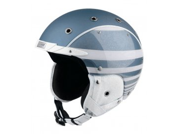 Lyzarska helma Indigo Speed Gold