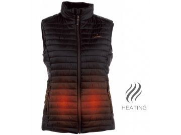 therm ic vyhrivana vesta heated vest women