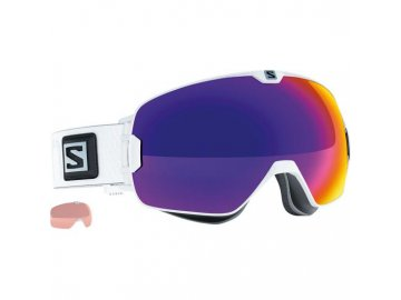 2289 1 salomon xmax white infrared lens cat 3 xtralens 15 16