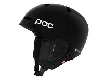 POC Fornix Black 16/17 (Velikost 59-62 cm)