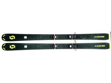 Scott SuperGuide 95 178 cm + Fritschi Xenic 10 + pásy - POUŽITÉ