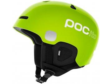 POC POCito Auric Cut MIPS Green - twiceme 21/22