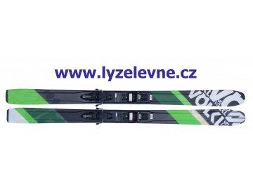 Volkl 100 EIGHT 189cm + Jester demo 15/16 Testovací (Délka 189)