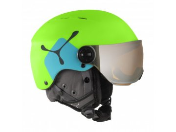 Cébé Fireball Junior Lime/Blue Cat 3 16/17 (Velikost 50-54 cm)