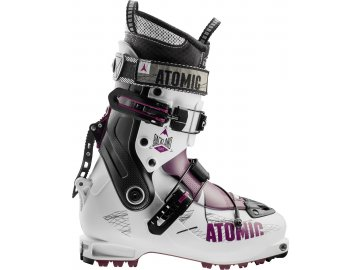Atomic Backland W White/Berry 16/17 (Velikost 41 1/2)