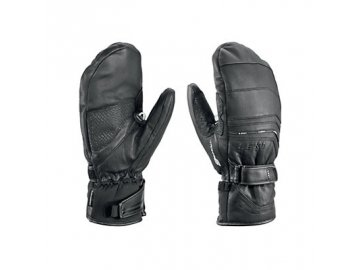 Leki Aspen / Fuse S Mitt Black 16/17 (Velikost 9, Barva Black)