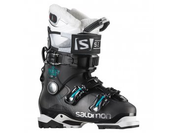 Salomon Quest Access Custom Heat W 80 Black 378140 16/17 (Velikost 41 2/3)