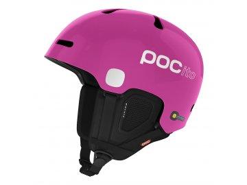 Poc POCito Fornix Fluorescent Pink 16/17 (Velikost 55-58 cm)