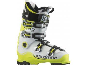 Salomon X Pro 110 378151 15/16 acide green/white/black (Velikost 45 1/2)
