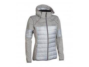 Dámská lyžařská bunda Phenix Moonlight Middle Jacket ES682KT50 - Grey 16/17 (Velikost 42)