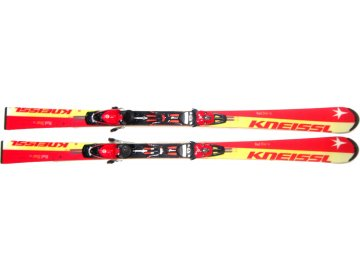 Kneissl Red Star SL Jr + Tyrolia SL 70