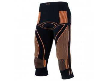 X-Bionic Energy Accumulator pánské kalhoty 3/4 nohavice 20012 (Velikost XXL)