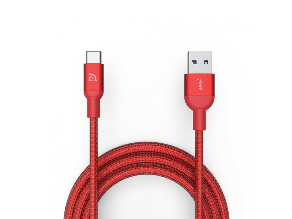 Adam Elements CASA M100+ kabel, 1m, červený